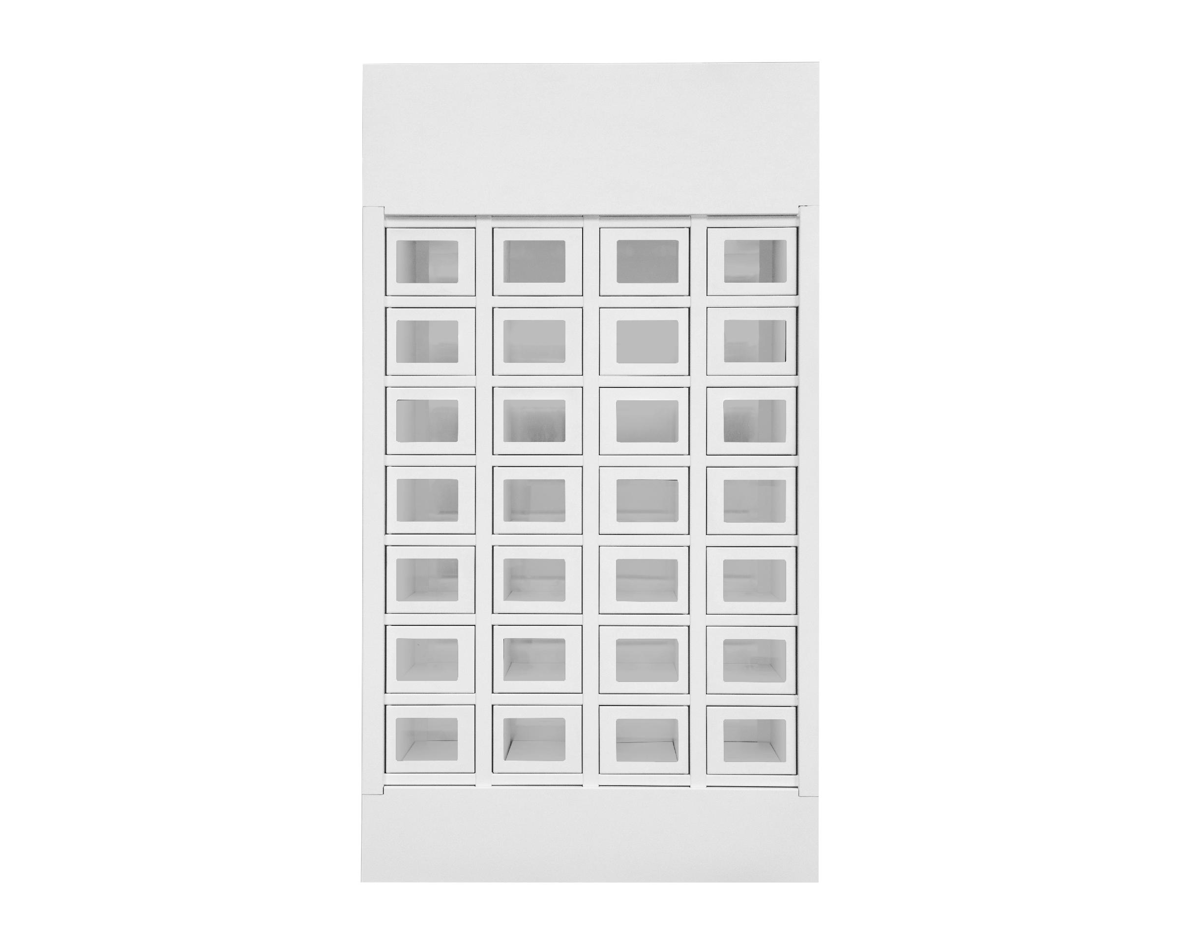Módulo Le Casier Français 28 compartimentos